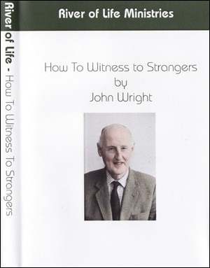 how to witness to strangers DVD