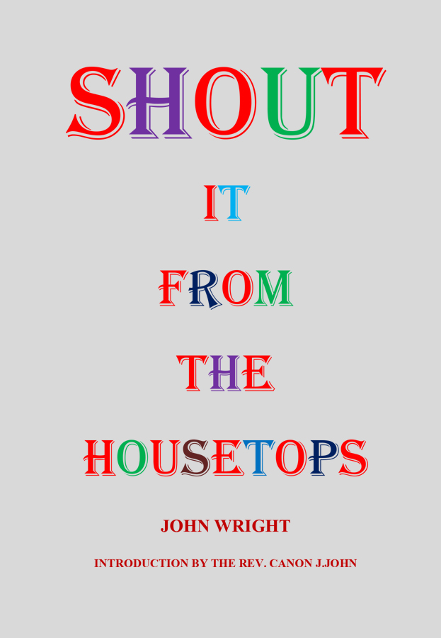 shout it from the housetops